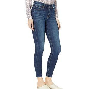 7 For All Mankind Womens Jeans Sz 26 Ankle Skinny
